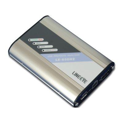 Photo1: USB 2.0 Protocol Analyzer (Standard Model)